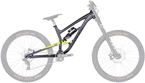 VOTEC VD Framekit Rahmenset Grey-Acid Yellow Rahmengröße S | 40cm 2017 Fahrradrahmen