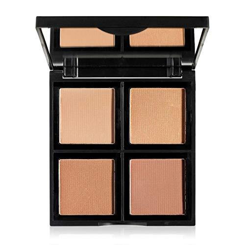 e.l.f. Studio Bronzer Palette - 4 Gorgeous Shades