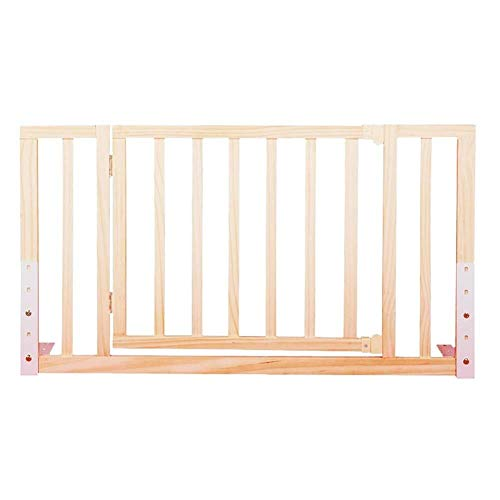 Lowest Prices! Bed Rails Bumpers Bed Guard Rail Wooden Children's Crib Railing Extra Long Crib Raili...