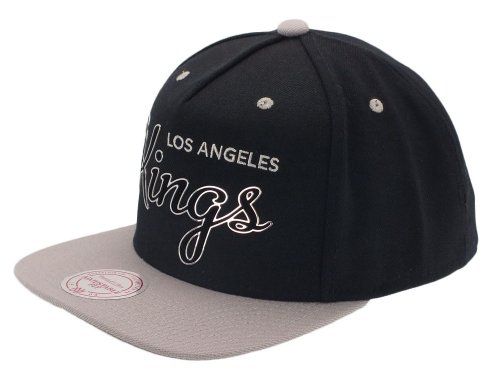 Mitchell & Ness - Casquette Snapback Homme NHL Sonic - Los Angeles Kings