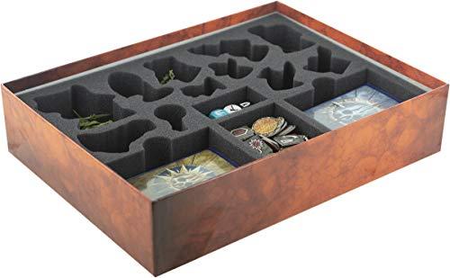 Feldherr Schaumstoff-Set kompatibel mit Warhammer Underworlds: Beastgrave - Box