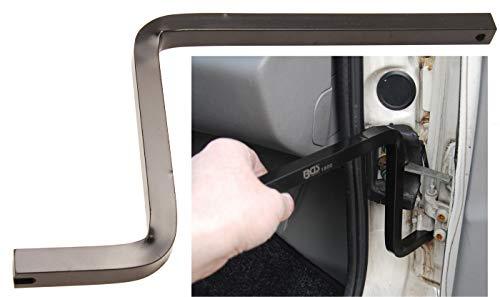 BGS 1800 Deur pin Verwijderen Gereedschap 370mm, Zwart