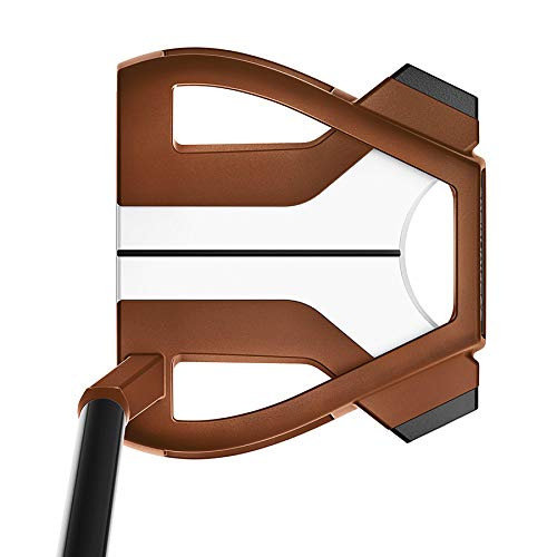 Product Image 2: TaylorMade Golf Spider X Putter, Copper/White, #3 Hosel, Left Hand, 35