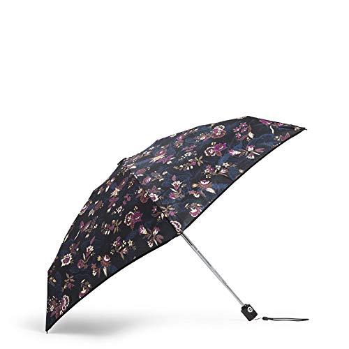 Vera Bradley Women's Mini Travel Umbrella, Garden Dream, One Size