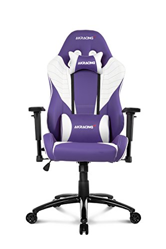 AKRacing Core Series SX Gaming Chair with High Backrest, Recliner, Swivel, Tilt, Rocker and Seat...