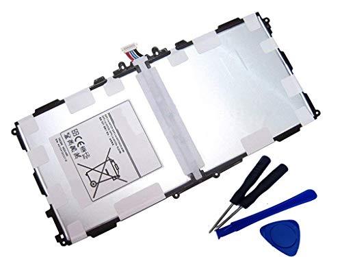 Backupower Ersatz T8220E T8200K T8220U Akku Kompatibel mit Samsung Galaxy Note 10.1 2014 Tablet SM-P600 SM-T520 SM-P605 Series 8220mAh 3.8V mit Installationswerkzeugen