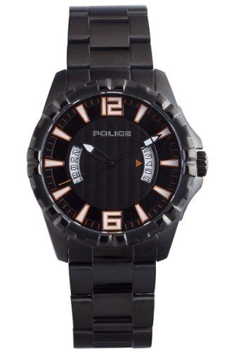 Police 1289JSB/02M - Reloj analógico de Cuarzo para Hombre,...