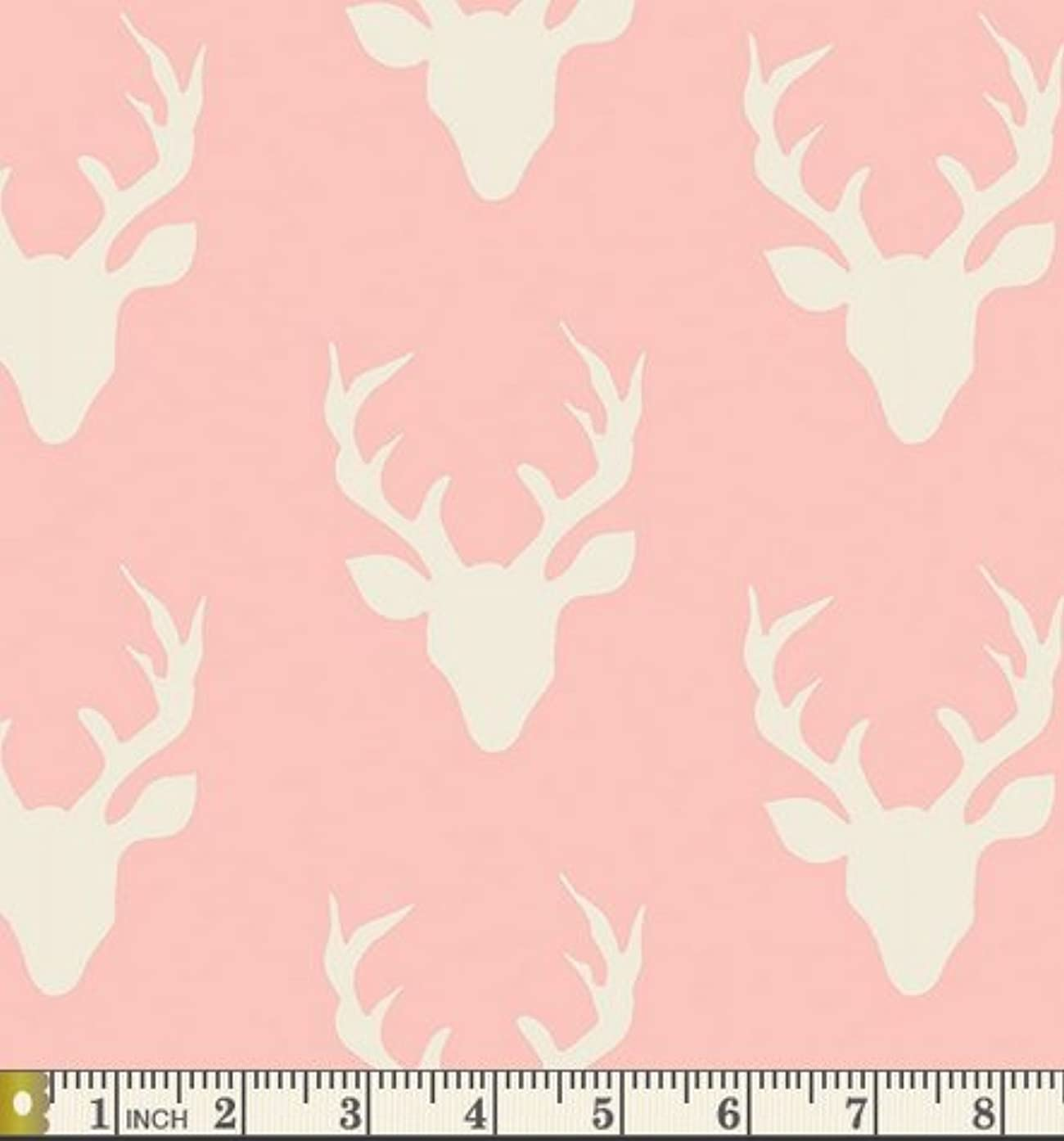 Buck Forest PINK from Art Gallery - By The Yard