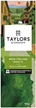 Taylors Rich Italian Nespresso Compatible Coffee Capsules 10 per pack