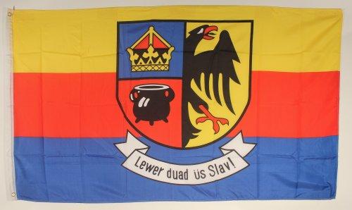 Fahne Flaggen NORDFRIESLAND 150x90cm