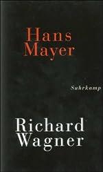 Richard Wagner de Hans Mayer