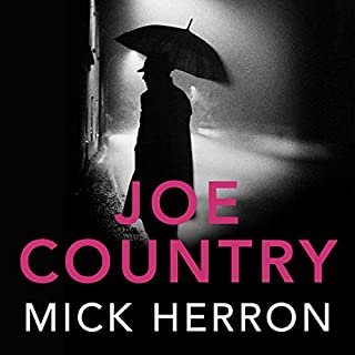 Joe Country audiobook cover art