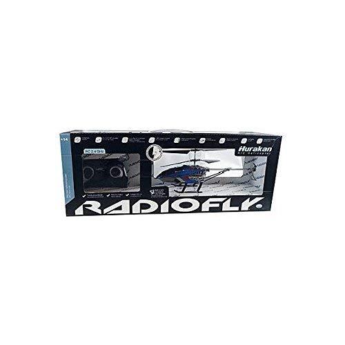 Elicottero ODS Radiofly Hurakan 30 cm con giroscopio
