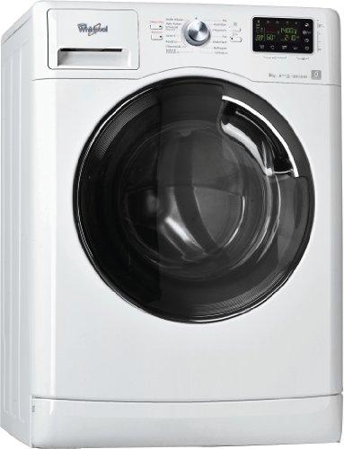 Whirlpool AWOE 9247 Waschmaschine Frontlader / A+++ B / 1400 UpM / 9 kg / 6th Sense Infinite Care / AquaEco /Touch display / Vollwasserschutz