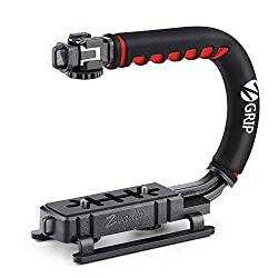 Zeadio Video Action Stabilizing Handle Grip Handheld Stabilizer