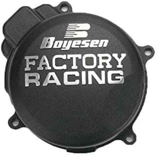 Boyesen SC-02B Black `Factory Racing` Ignition Cover