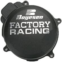 Boyesen SC-02B Black 'Factory Racing' Ignition Cover