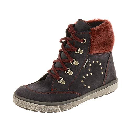 Däumling Kinder Schuhe für Mädchen Halbschuh Sneaker gefüttert Turino Pagoda 090101M85 (27 EU)