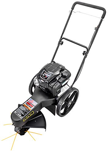 Why Choose Swisher Trim Max STD67522BS 6.75 Gross Torque 22-Inch Deluxe String Trimmer