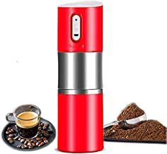 Omnicron 3 Min Bean to cup 200ML Espresso Coffee Automatic Rechargeable Portable Machine One Button, Fresh Capsule Powder ...