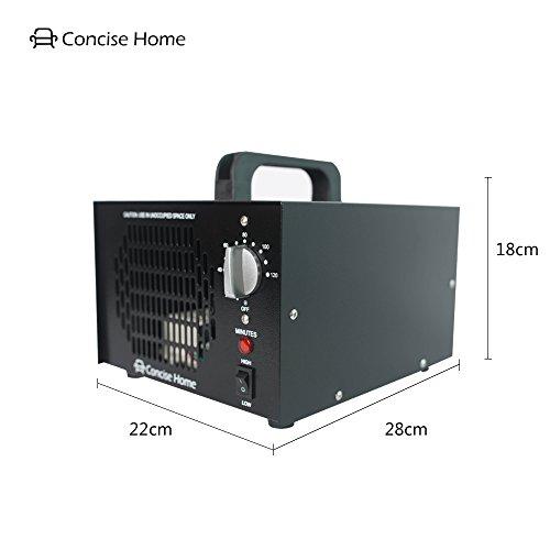 Concise Home Purificadores de aire