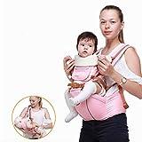 HXYL Wickeltrage, Baby Hüfthocker Einfache Sommer Jahreszeiten Atmungsaktiv Multifunktions-, Mütter- Und Kinderbetreuung Kindergurtanzug Für Neugeborene