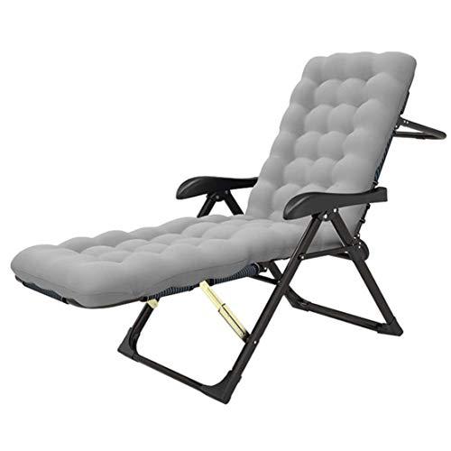 Polypropyleen plastic witte ligstoelen met bijzettafel - Stijlvol en duurzaam meubilair voor uw tuin