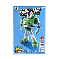 ピクサーキャラクターズ COMICSTARS Buzz Lightyear バズ・ライトイヤー フィギュア 通常カラーver.