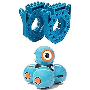 Wonder Workshop Dash Robot with Wonder Workshop Build Brick Extensions for Dash and Dot Robots Bundle - 41JUrE ladL - Wonder Workshop Dash Robot with Wonder Workshop Build Brick Extensions for Dash and Dot Robots Bundle