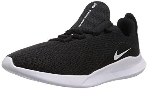 Nike Men's Viale Running Shoe, Black/White, 10.5 Regular US