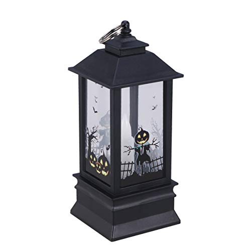 UPKOCH tragbare Kerzenlaternen die Laternenlampe für Tischplattenhalloween-Dekor hängen