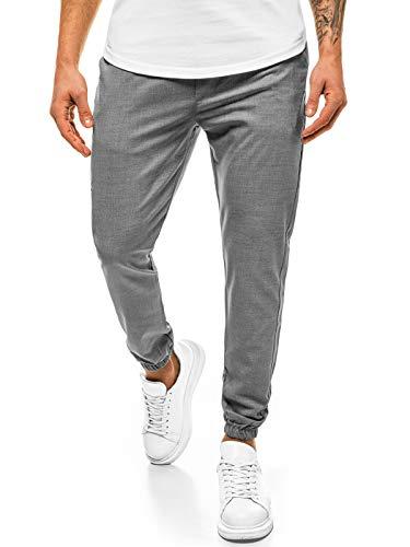 OZONEE heren chino broek chinos stoffen broek chino broek pak herenbroek buisbroek elegante business slim fit regular klassieke klassieke klassieke DJ/5539