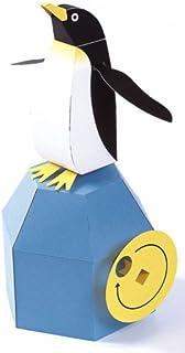 からくりペーパークラフト ペンギンの見果てぬ夢