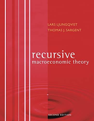 Recursive Macroeconomic Theoryの詳細を見る