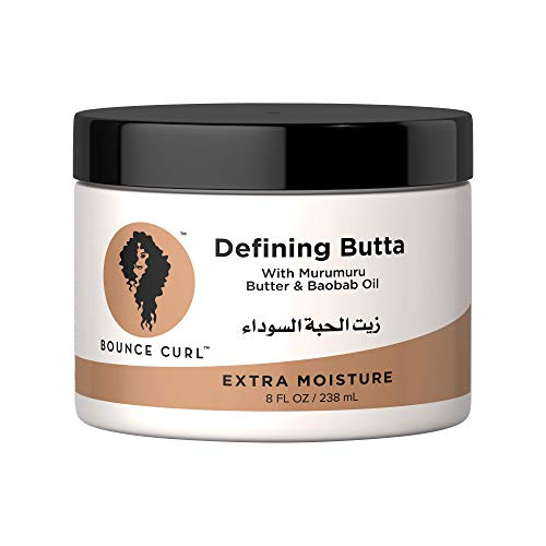 Bounce Curl Defining Butta | Curly Hair Moisturising Defining Butta | Curly Hair Product | 8oz, 238ml