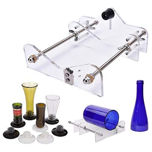 ExcLent Glasflaschenschneider Flasche Glas Maschine Diy Handgemachte Schneiden Handwerk Werkzeug