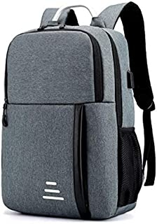Large-capacity bag multi-function USB anti-theft backpack large high school student bag outdoor travel 15.6-inch computer bag