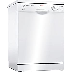 Bosch Serie 2 SMS25AW01J Freestanding Dishwasher 12 places A++ – Dishwasher (Freestanding, White, Maximum Size (60 cm), White, Buttons, Rotating, 1.75 m)
