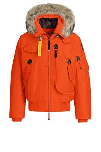 Parajumpers Herren Daunenjacke Gobi, Orange, Farbe:Orange, Größe:XXL