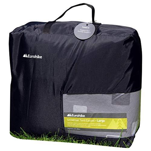 Eurohike 3 Layer Waterproof Tent Carpet, Grey, One Size