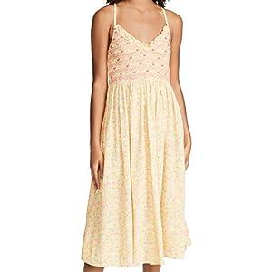 LOVESHACKFANCY Women's Canyon Dress