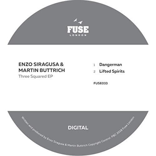 Enzo Siragusa & Martin Buttrich