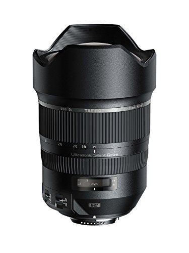 Tamron SP AFA012C700 15-30mm f/2.8 Di VC USD Wide-Angle Lens