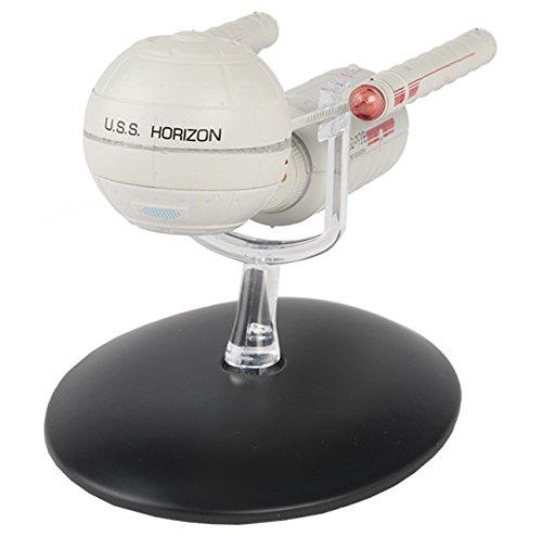 Filmwelt Shop U.S.S. Horizon Eaglemoss Collection Modell - Star Trek die Offizielle Sammlung: Ausgabe #100 mit deutschem Magazin