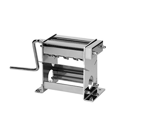 Eurotabak.de Tabakschneidemaschine TC-100 Plus mit Kugellager 1,3mm Tabakschneider Tabakblätter Tobacco