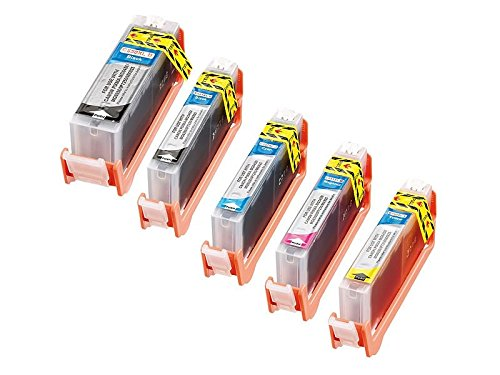 iColor Pixma mg 6650, Canon: Tintenpatrone ColorPack Canon (ersetzt PGI-550 BK/CLI-551 BK/C/M/Y) (Pixma IP 7250, Canon)