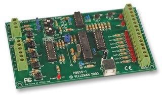 Velleman - VM110N USB Experiment Interface Board 164146