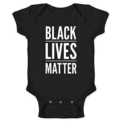 Black Lives Matter Black 18M Infant Baby Boy Girl Bodysuit