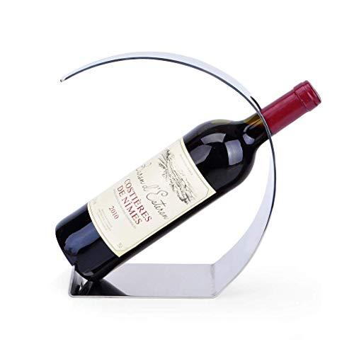 CESULIS Bodega de vino con personalidad creativa hecha de acero inoxidable Wine Display