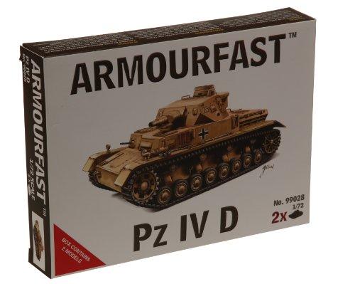Unbekannt Bracelet Our Presque 99028–1/72 Panzer IV Ausf. D